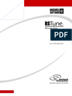 Rstune Pid User Guide