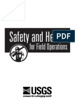 USGS Safety Manual