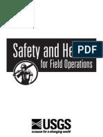 USGS Safety Manual