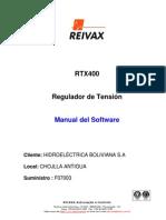 Manual Del Software
