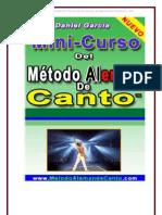 Metodo Aleman de Canto Curso