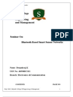 Bluetooth Report Deepak