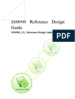 SIM900 Reference Design Guide