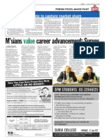 TheSun 2008-12-16 Page32 Msian Value Career Advancement Survey