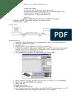Help FreeISP 1.0
