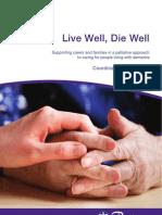 Resthaven Live Well Die Well Coordinator's Handbook