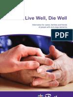 Resthaven Live Well Die Well Handbook
