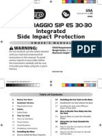 Peg Perego CarSeat Manual