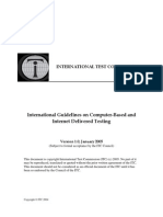 International Test Commission