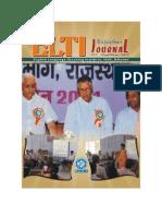 Rajasthan ELTI Journal September 2011
