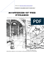 86780204 Mysteries of the Pyramid David H Lewis