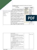 Sesion IV Carta Descriptiva