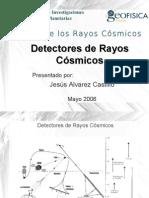 Detectores de Rayos Cósmicos