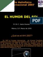 El Humor Del Sol