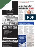 thesun 2008-12-19 page16 zardari no proof of link to mumbai attacks
