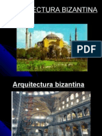 ARQUITECTURA BIZANTINA ... 3