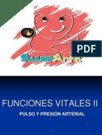 FUNCIONES VITALES II