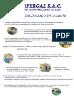 PROCESO DE GALVANIZADO EN CALIENTE