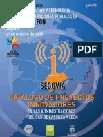 Catalogo Proyectos Innovadores en Castilla y León