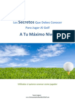 Secretos Para Dominar El Golf