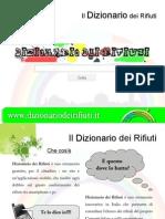 Il Dizionario Dei Rifiuti