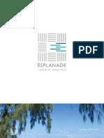 Esplanade Marketing Ebrochure