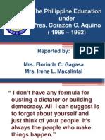 Cory Aquino