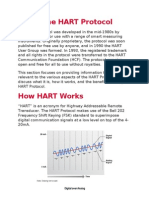 About the HART Protocol