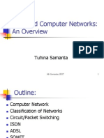 Data and Computer Networks