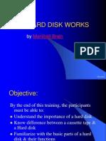 How Hard Disk Works