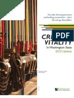 Creative Vitality Index 2010 Update