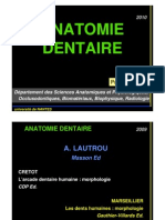 Cours Anat Dent 10