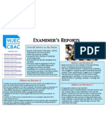 Yr12 FS Examiner's Reports Poster