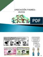 LA COMUNICACIÓN PADRES-HIJOS