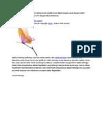 Tutorial Belajar Adobe InDesign Setting Layout Majalah Koran Digital Maupun Cetak Dengan Adobe Indesign CS2