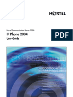 IP Phone Manual