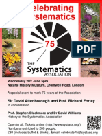 SystematicsAssocation_75AnniversaryPoster_Final2