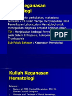 IV-PK_Keganasan Hematologi SpFRS_22 Maret 2012