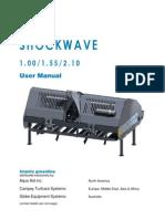 Campey - Imants Shockwave 100-155-210 - Operators Manual