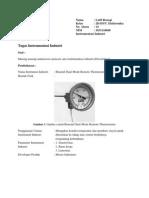 Contoh Instrumentasi Industri