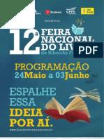 12ª Feira Nacional do Livro de Ribeirão Preto