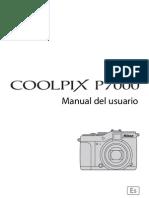 Manual p7000 Es