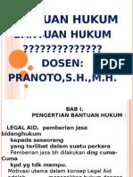 Power Point Bantuan Hukum