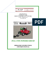 Campey - TIP - Brush It - Operators Manual_2010