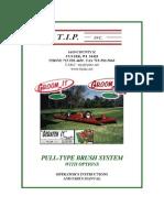 Campey - TIP - Groom It - Operators Manual_2010