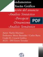 Analisis Anuncio