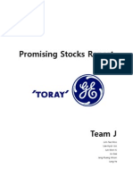 Promising Stock Report