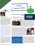 Boletín Julio-Agosto