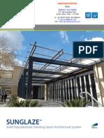 Polycarbonate Glazing System