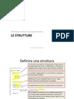 10 - Le strutture(parziale)